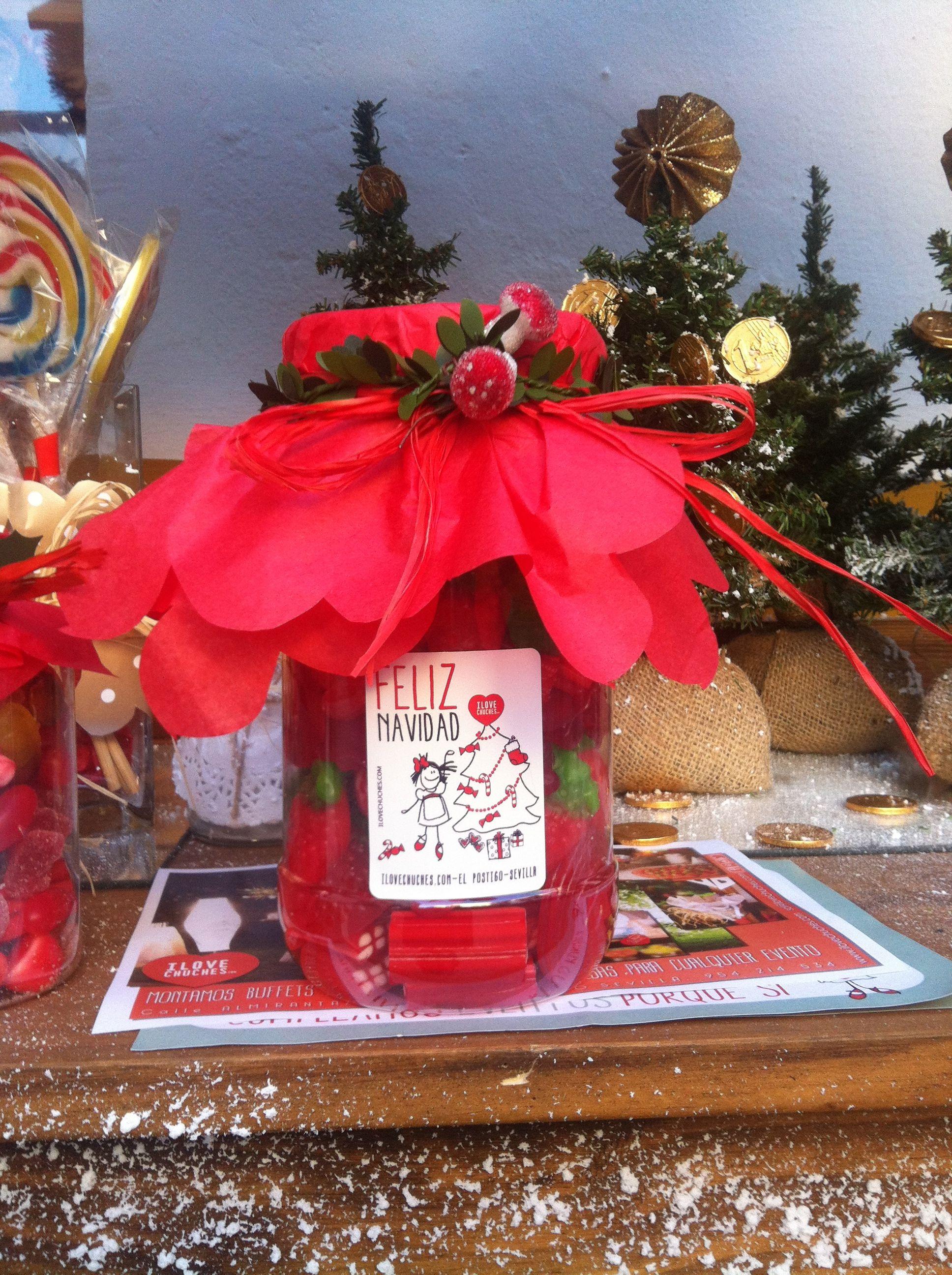 Tarrina chuches gigante para regalar en navidad como amigo - Regalos originales decoracion ...