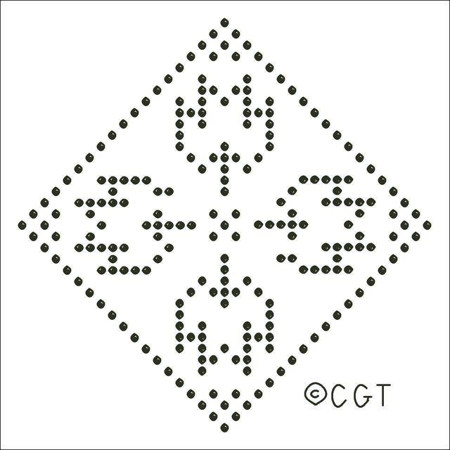 Free Candlewicking Patterns: Free Maple Leaf Candlewicking Pattern ...