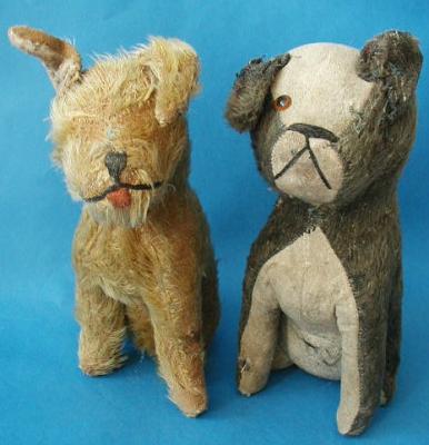 Fabulous Old Dog Toys! Bear stuffed animal