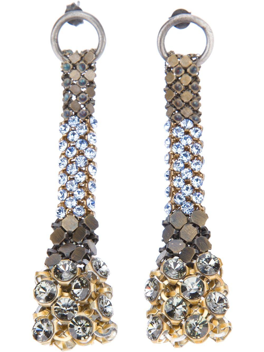 LAURA B - Antiparos drop earring