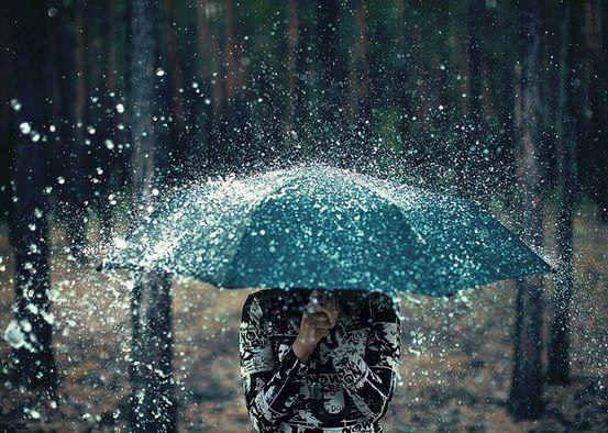 Lluvia fresca