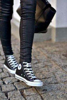comverse | Black converse, Fashion shoes, Shoes