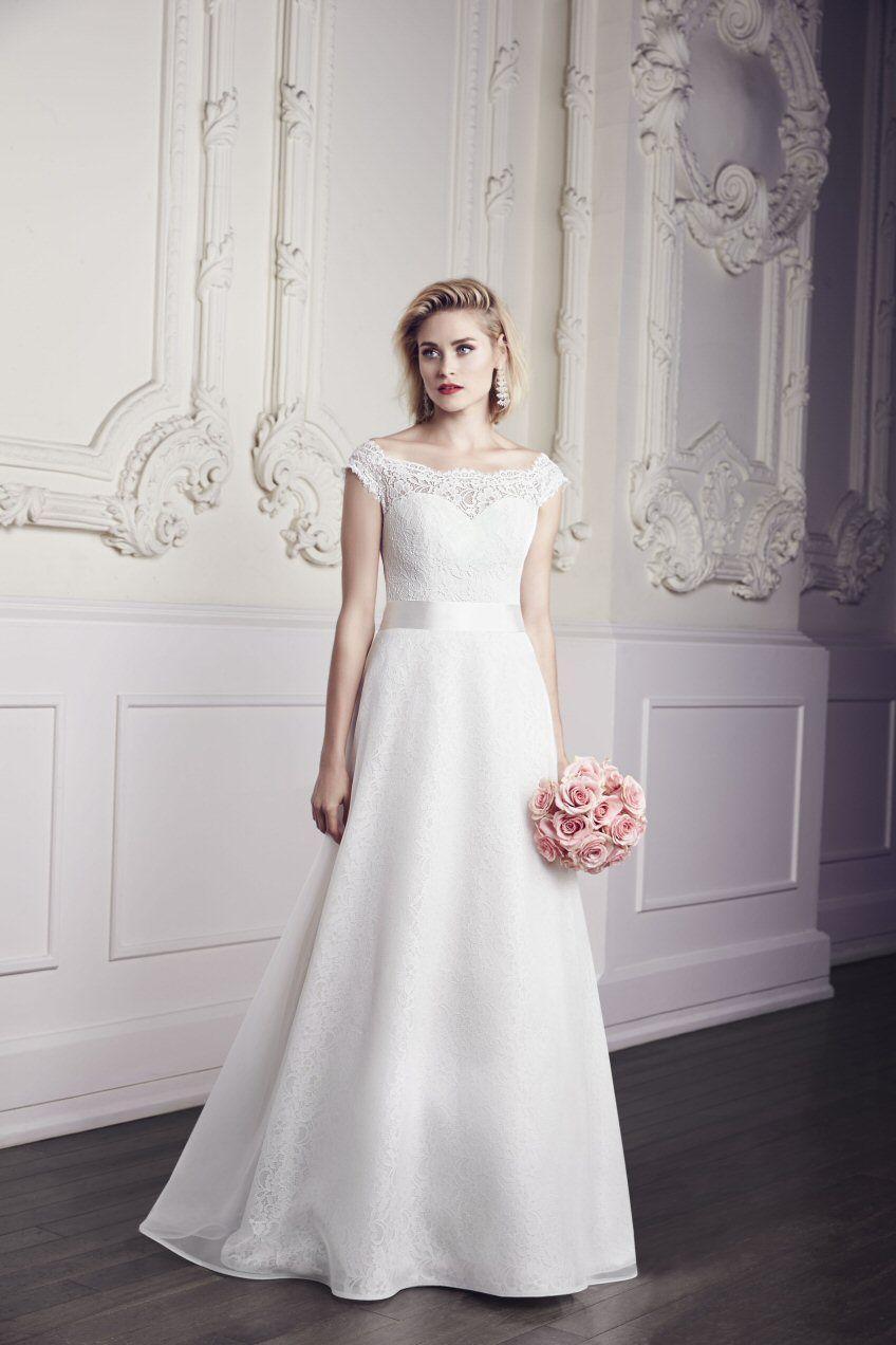 The Blog Mikaella Bridal Wedding Dress Shopping Mikaella Bridal A Line Wedding Dress