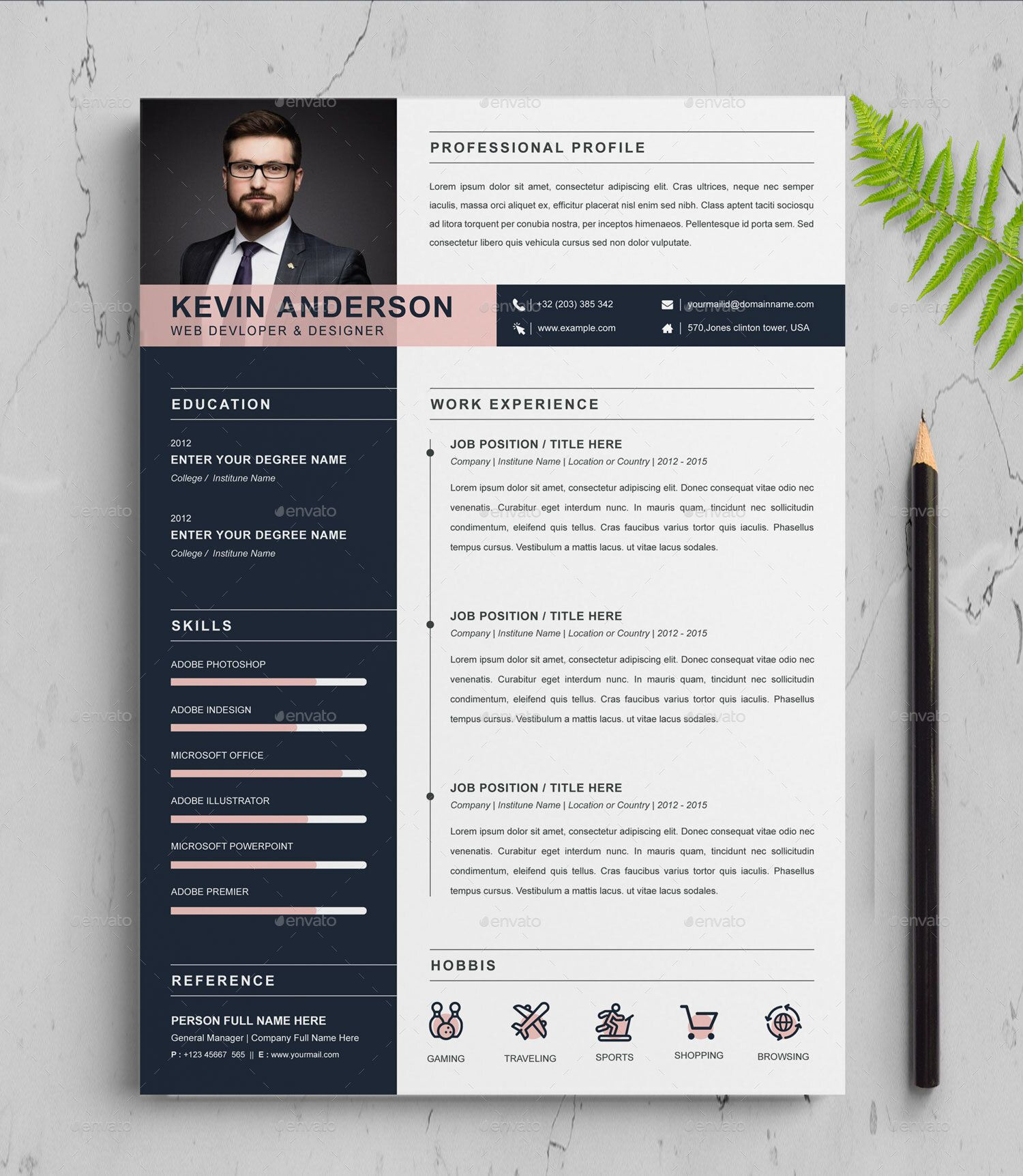 Resume Template Professional Resume Template Instant Download Resume Template Word Resume Writing Cv Cv Template Fame Nine Resume Resume Design Template Resume Design Resume Template Professional