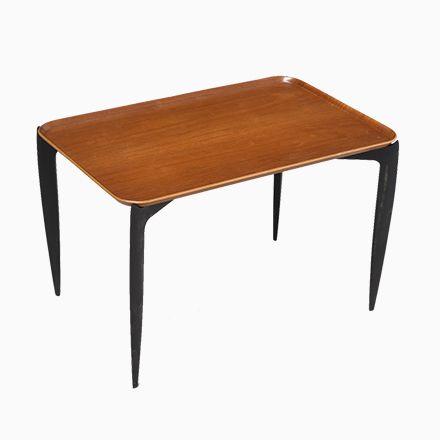 Niedriger Mid-Century Tisch von Sven Aage Willumsen  H Engholm für - Moderne Tische Fur Wohnzimmer