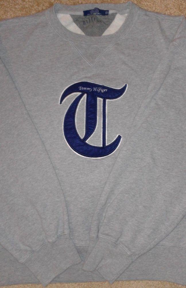 Get a #Vintage #TommyHilfiger Sweatshirt Men's 2XL FREE USA SHIP Gray Pullover Rare http://www.ebay.com/itm/-/301408191956?roken=cUgayN&soutkn=WiP0SK #ebay #tommy #hilfiger #deals
