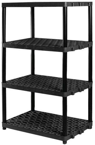 """Plano® 4-Shelf Ventilated Resin Storage Unit-36""""W X 62""""H X ..."""