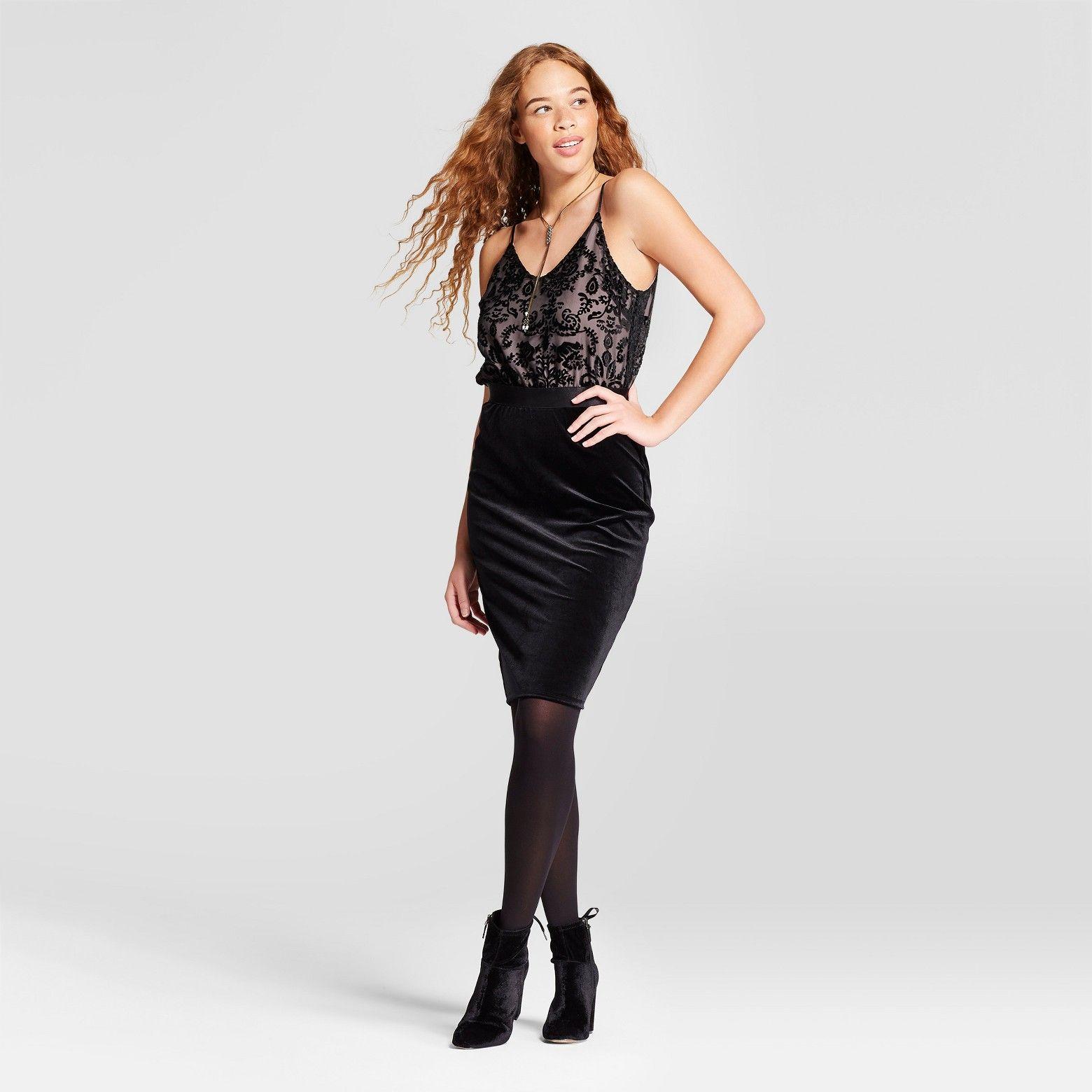 Women S Velvet Bodycon Xhilaration Black Target Bodycon Dress Velvet Bodycon Dress Black Sheath Dress [ 1560 x 1560 Pixel ]
