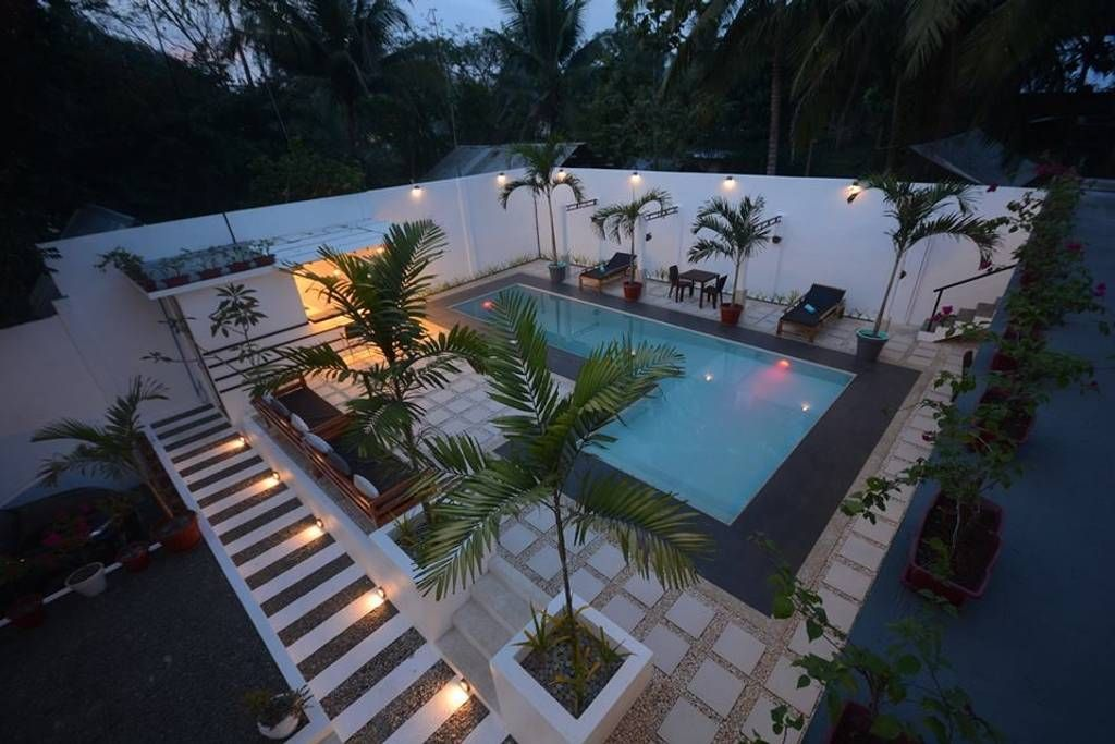 Cisca Backyard Big Studio Room With Pool Guest Suites For Rent