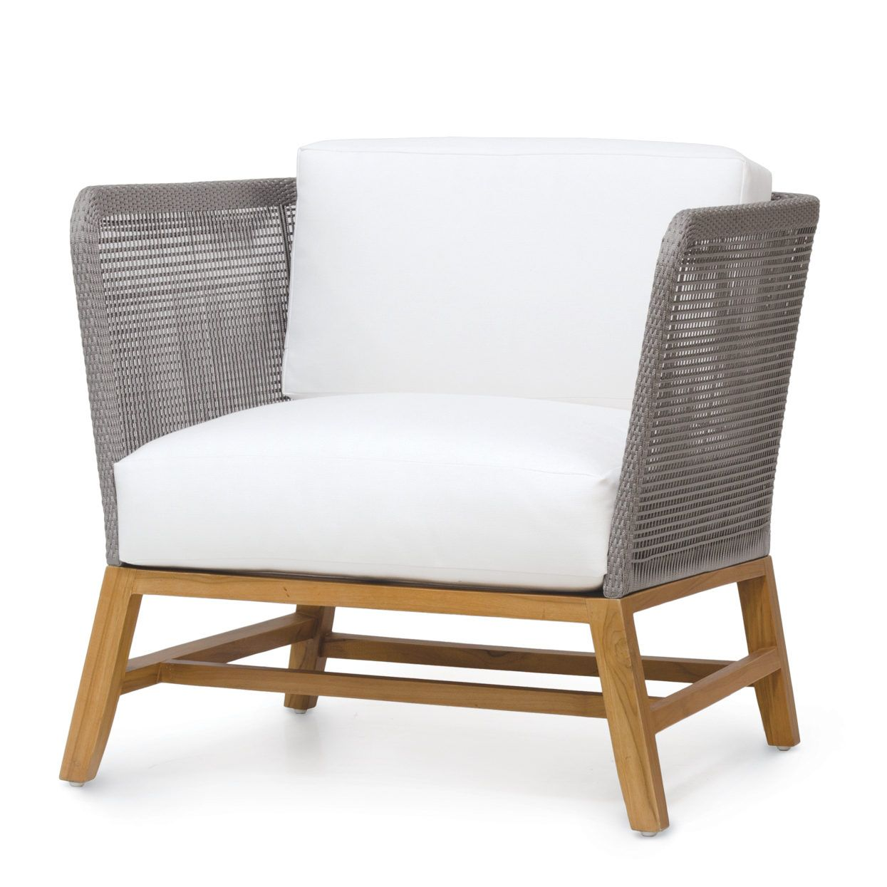Outdoor wooden lounge chairs - Avila Outdoor Lounge Chair