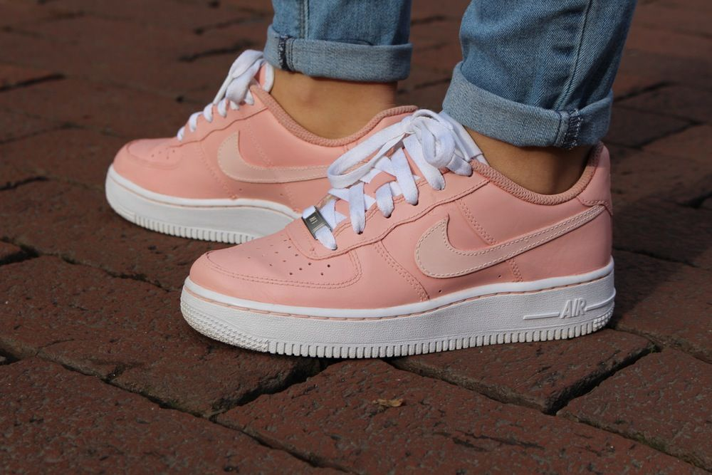 the latest 406f2 419ff Image of Nike Air Force One GS - Flamingo Tenis, Nike Baratos, Zapatillas  Nike