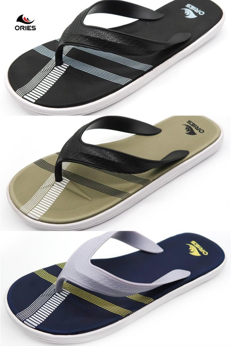 HHF Flat Sandals /& Slippers Mens Fashion Casual Sandals Personality Stitching Comfortable Dual-use Beach Leisure Slippers