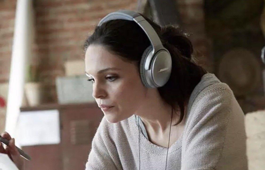 Bose Qc35 Ii 2 Quietcomfort Wireless Acoustic Noise Canceling Headphones Bose Headphones Headphones Best Noise Cancelling Headphones