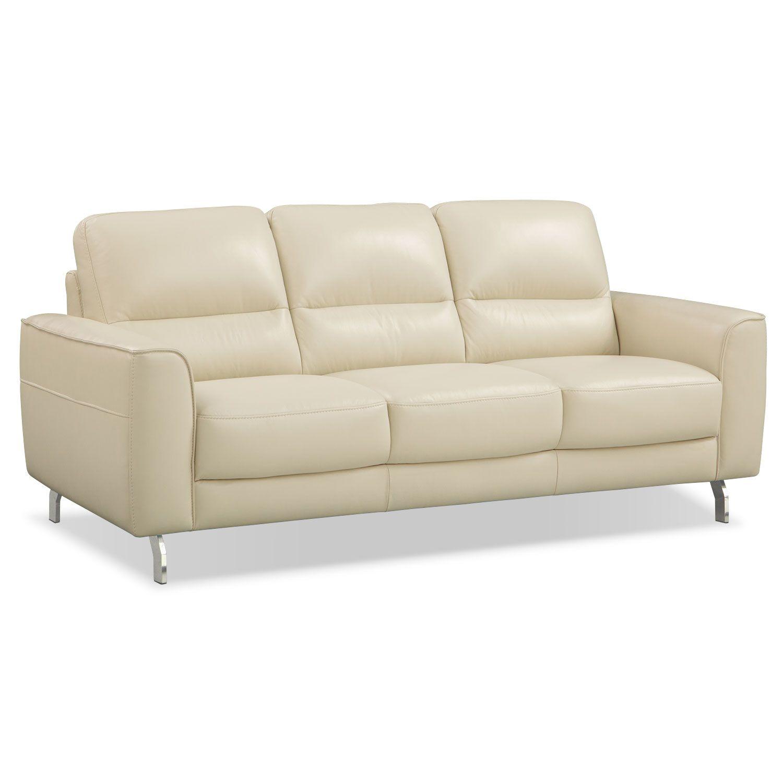 Living room furniture venice snow sofa
