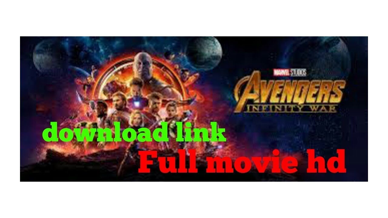 Download Avenger The Infinity War In Hindi And English Mkv