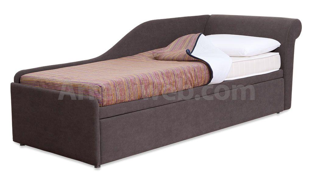 Un comodo divano domeuse con 2 letti singoli; basta affiancarli per ...