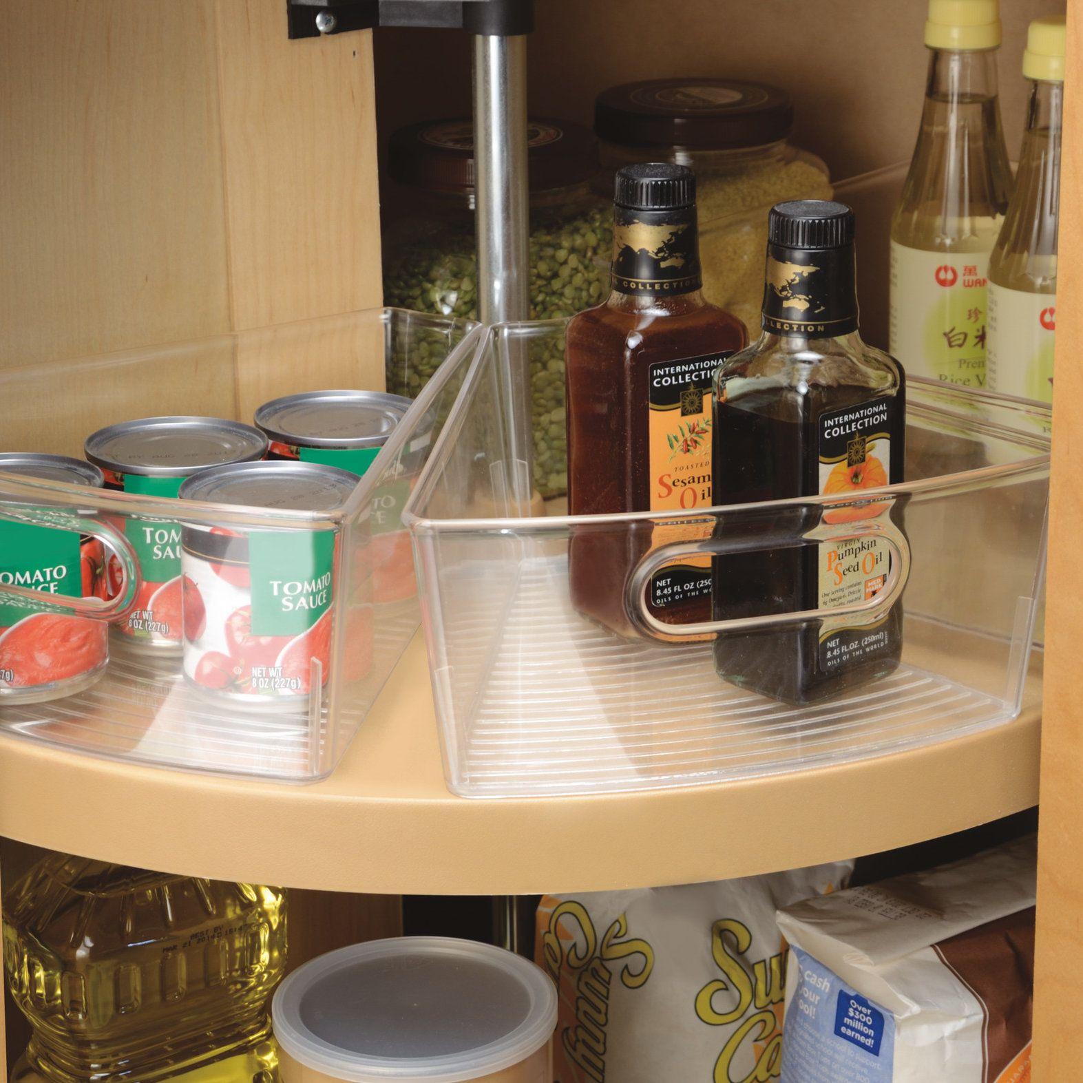 Kitchen Bin Lazy Susan Cocinas Kitchen Cabinet