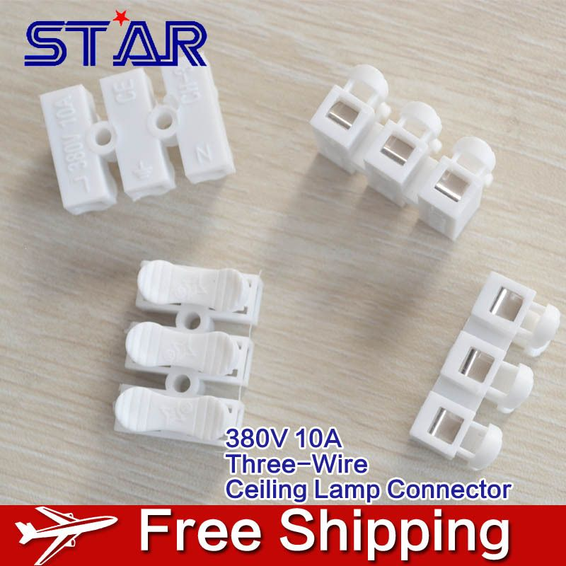new creative clips connectors for ceiling lights, led lights lamp ...