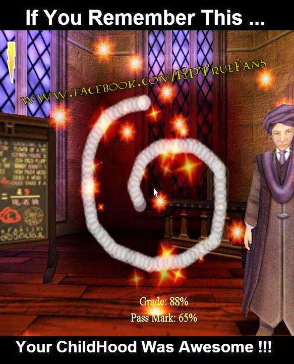 i loved this game asdfjkl i wonder where it is harry potter