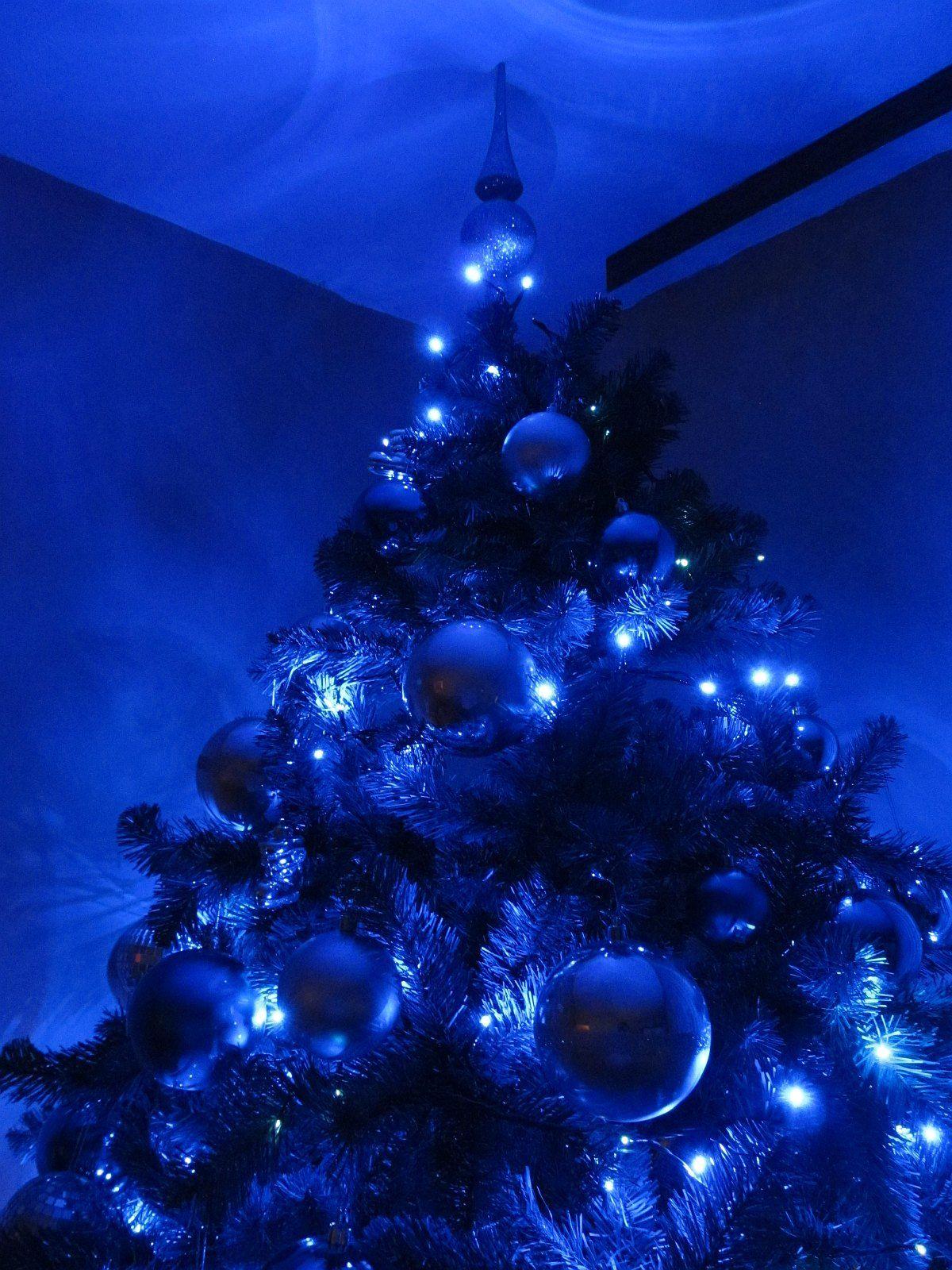 Christmas Tree Virtual Workshop Marino Bobetic Blue Christmas Background Blue Christmas Tree Blue Christmas