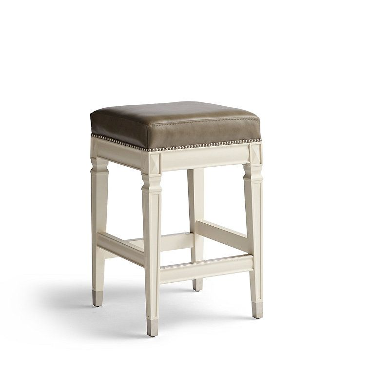 Wexford Square Backless Counter Stool 26 Counter Stools