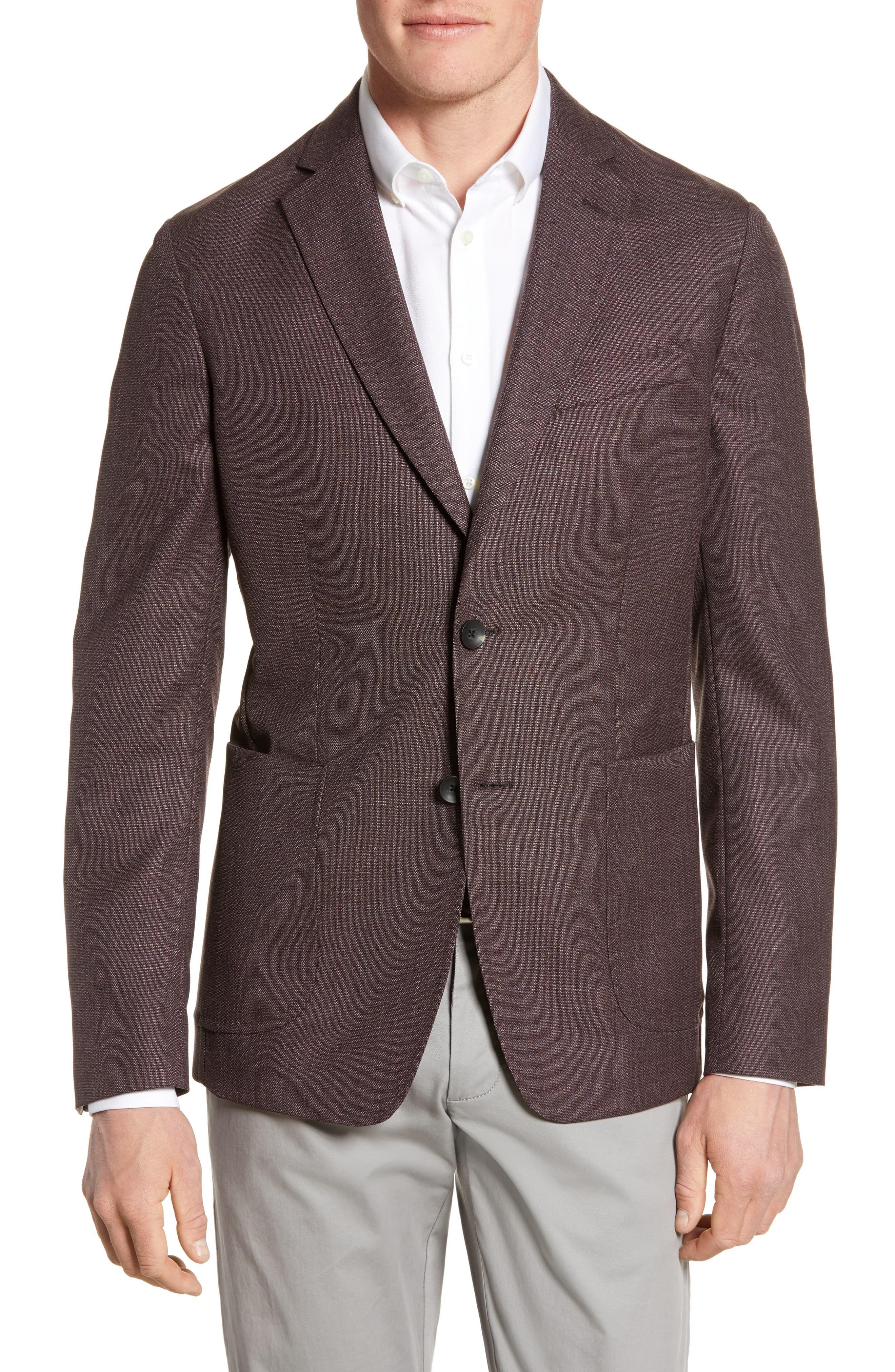 1901 Extra Trim Fit Wool Sport Coat Sport coat, Casual