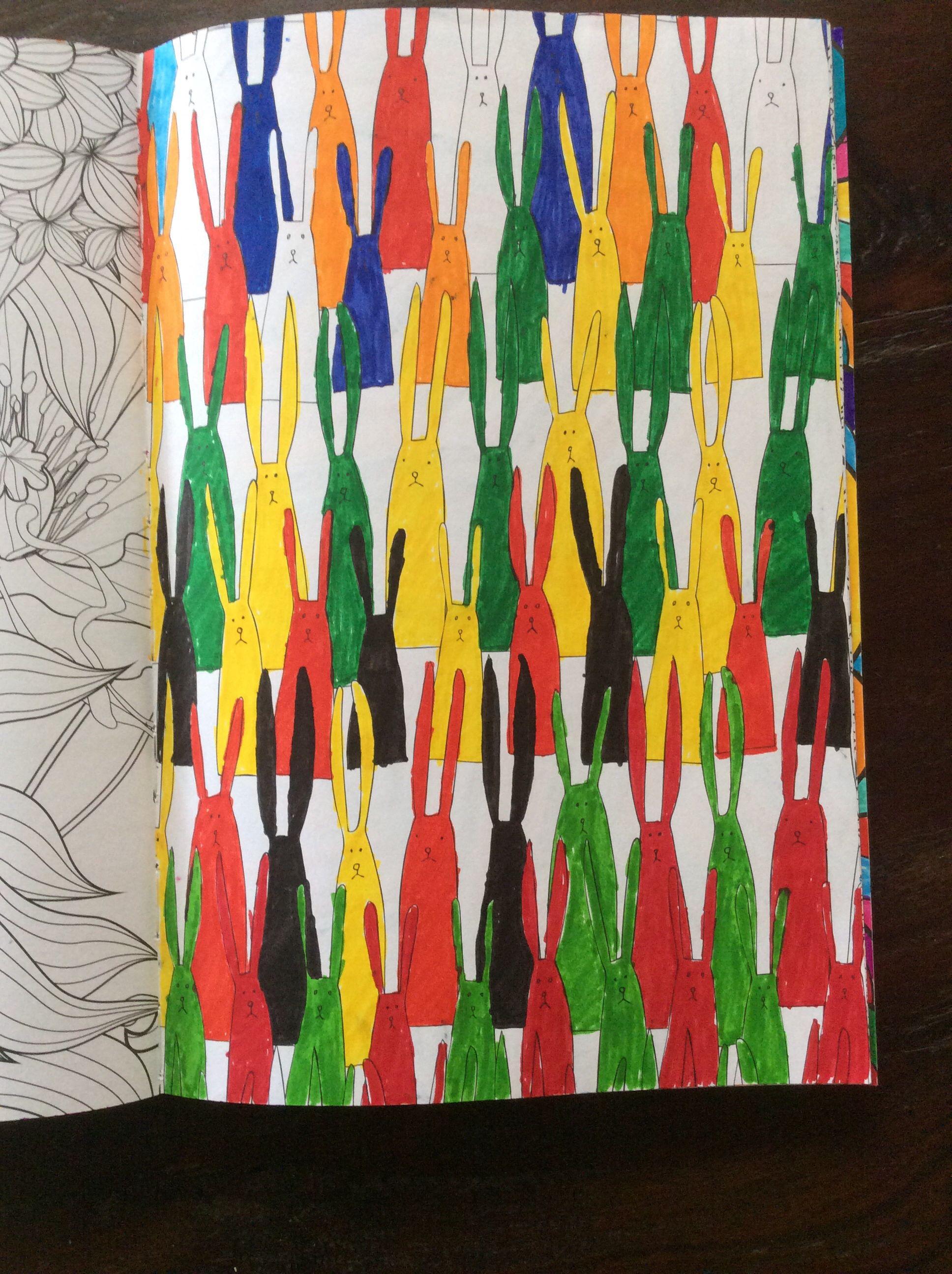 Ingekleurd Door Maura Van 9 Jaar Kleurboek