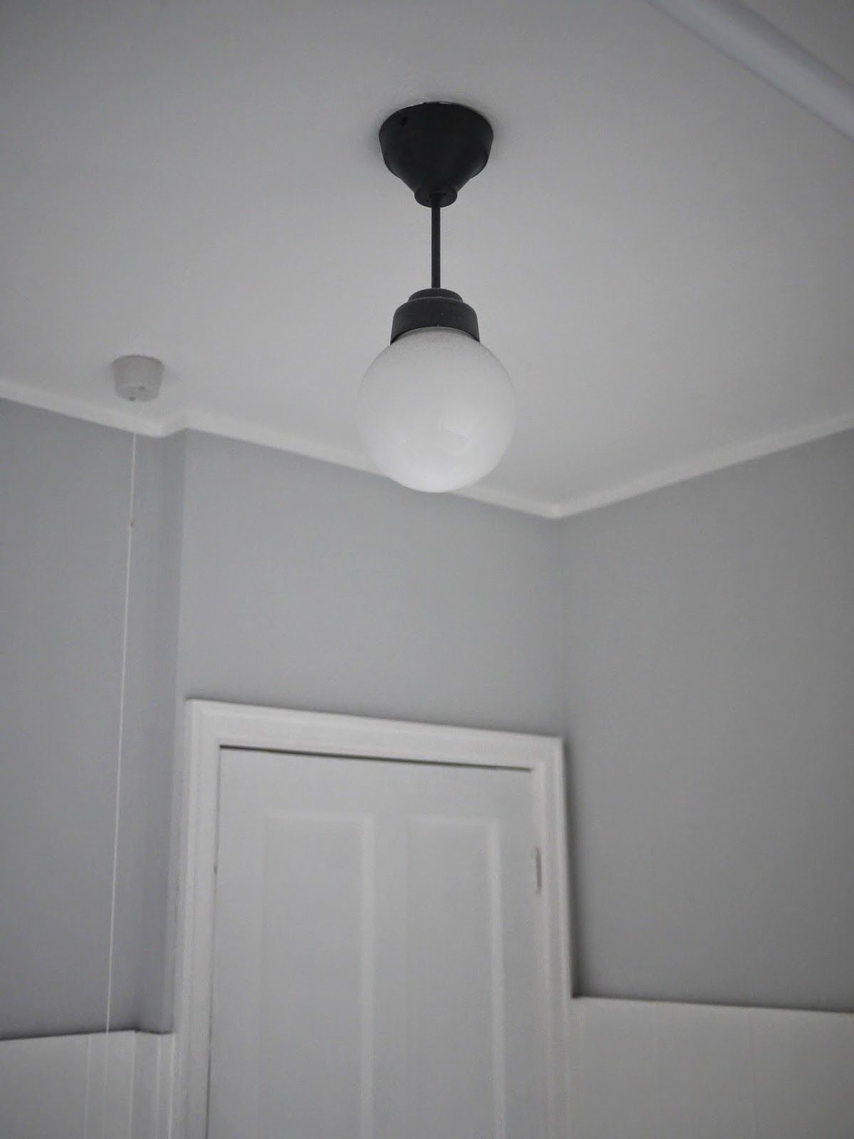 Ikea Vitem 214 Lla Bathroom Lighting Grey White Bathroom