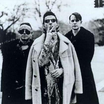 Depeche Mode - Anton Corbijn