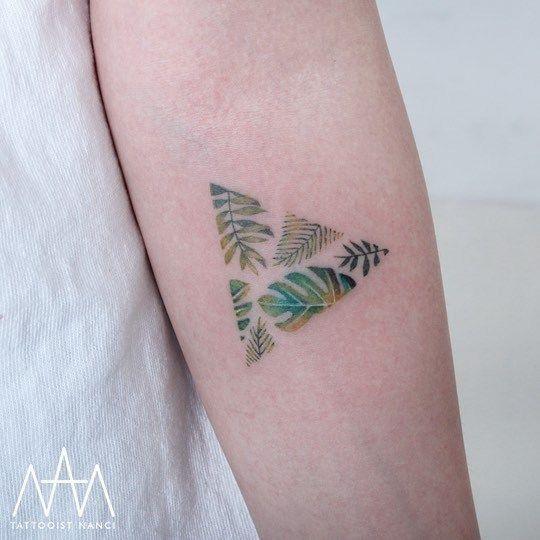 Photo of 60 superbes idées de tatouage à l'aquarelle pour femmes – Page 25 sur 60 – SeShell Blog