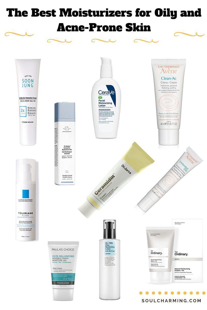 Ok Here S My Picks Of The Best Moisturizers For Oily Acne Prone Skin Skincareforoilyskin In 2020 Moisturizer For Oily Skin Best Moisturizer Skin Moisturizer