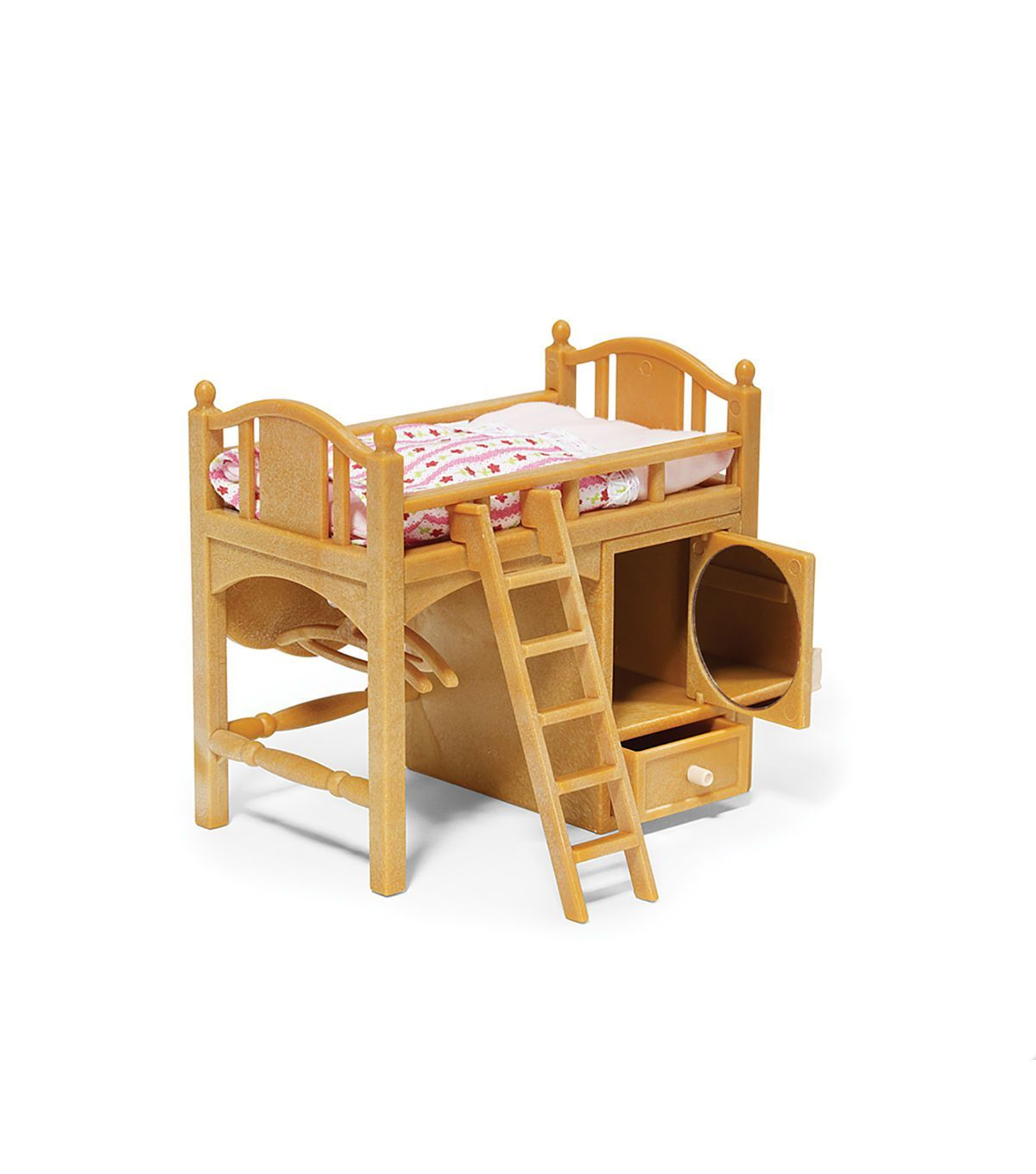Calico Critters Sister S Loft Bed Joann Loft Bed Mattress Furniture Calico