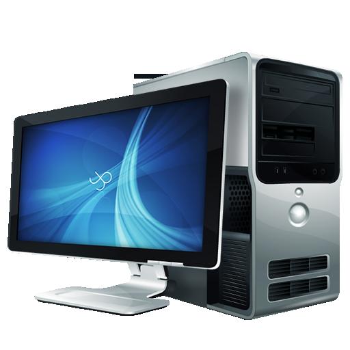 Computer Desktop Png Image Computer Repair Computer Desktop Computer Problems