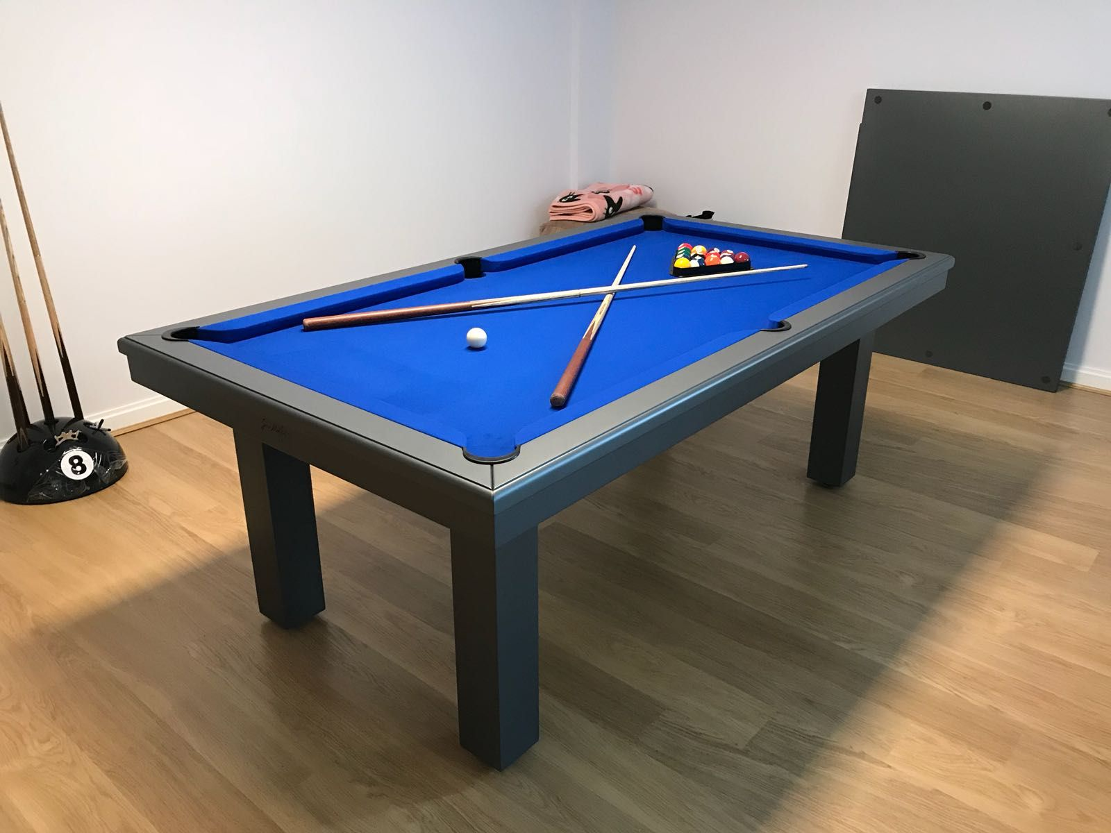 The Billards Montfort Aldernay Is A Great Looking Pool Table You - Huge pool table