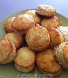 scones anglais - recette cuisine companion | recettes | pinterest