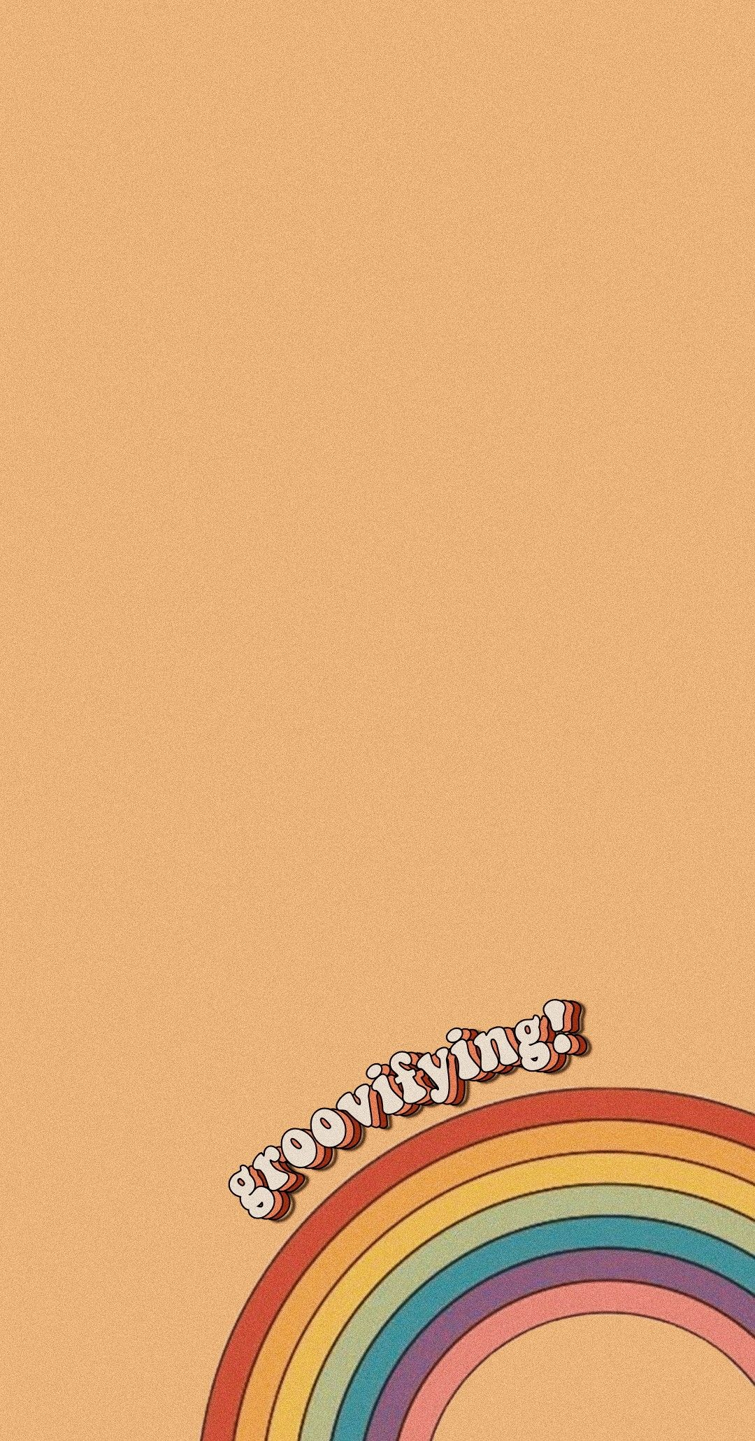 Groovying Wallpaper Lockscreen Background Aesthetic