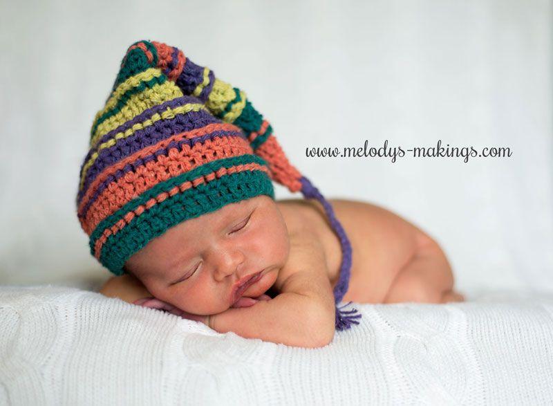 Theo\'s Scrap Hat {Free Crochet Pattern}   Pinterest   Hat crochet ...