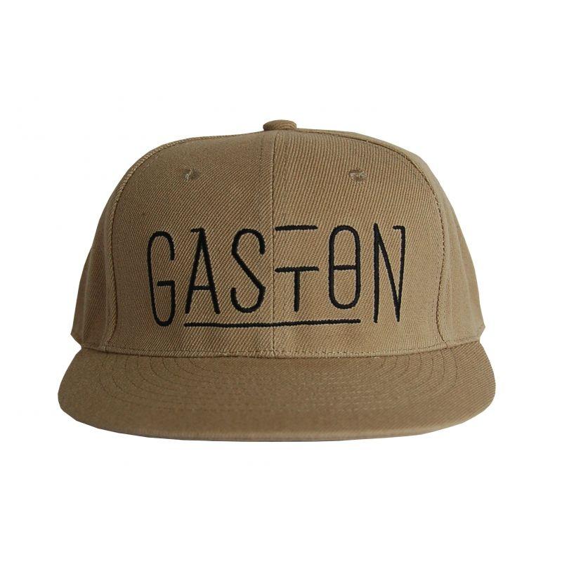 Casquette Edgar Sable  ridegaston  gaston  snapback  cap  sand  www.ridegaston 60b8ca6d6748