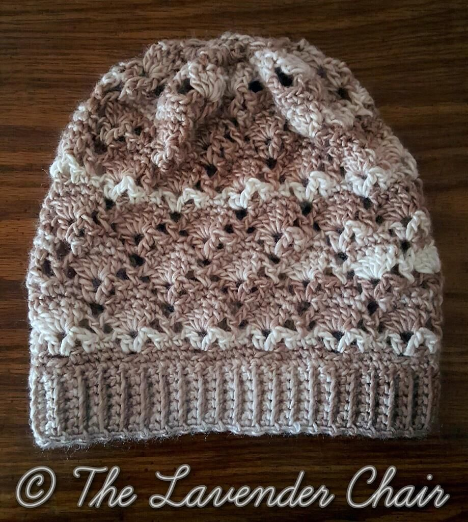 Vintage Slouch - Free Crochet Pattern - The Lavender Chair | Crochet ...