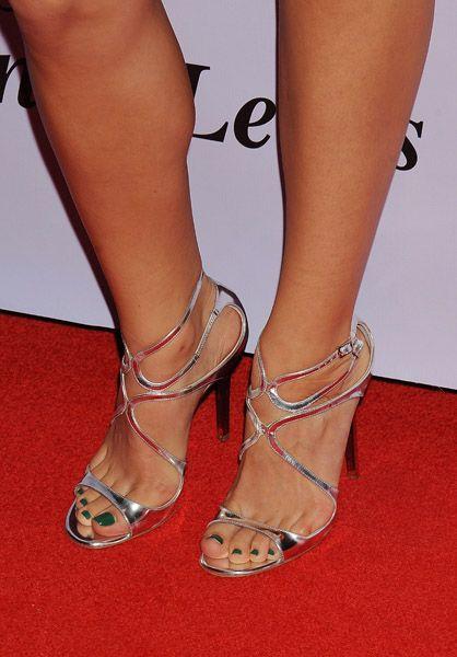 Katharine Mcphee S Feet