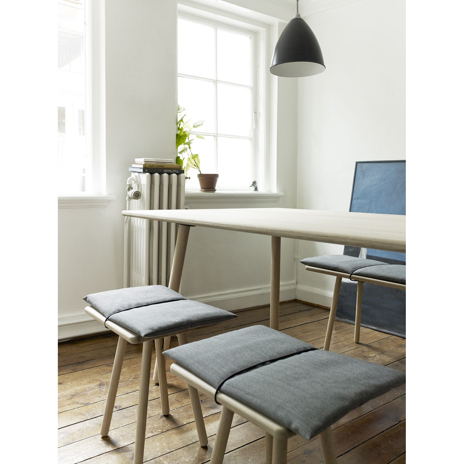 Georg table - Skagerak #interior #design #scandinavian