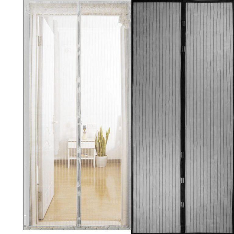 Anti mosquito mesh door in 2020 screen