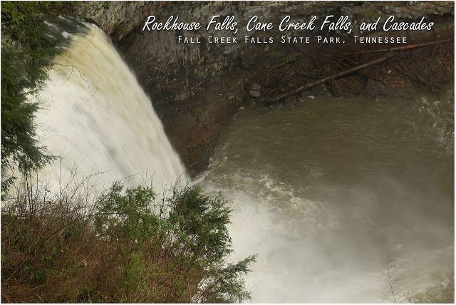 An Innovative Pursuit: Rockhouse Falls, Cane Creek Falls, and Cascades - ...