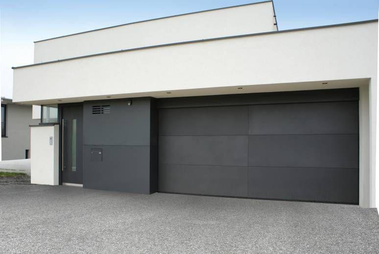 Garagentor   gates   Pinterest   Garage, Fassaden und ...