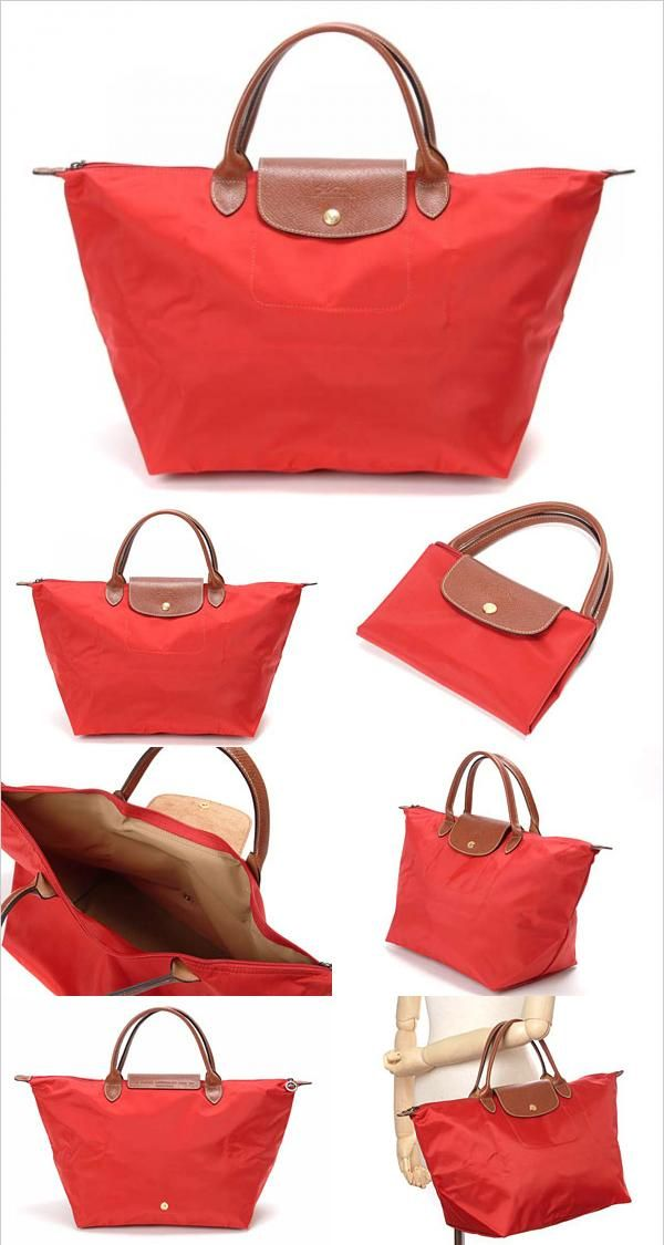 sneakers for cheap f744d f8e38 楽天市場】LONGCHAMP ロンシャン 折り畳みトートバッグ プリ ...
