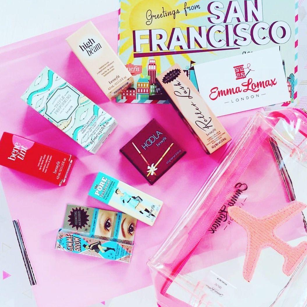 Benefit Makeup Collaboration | Benefit makeup, Makeup case ...