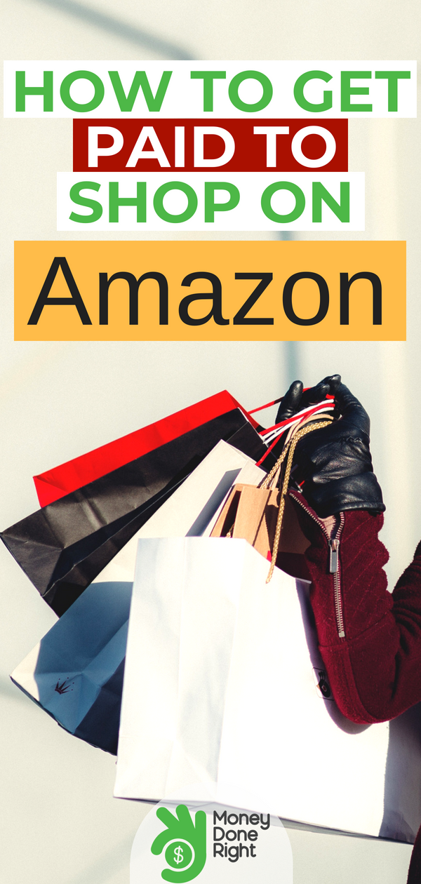 How to Get Paid to Shop on Amazon - What is Shoptracker  How can you 672ab767542