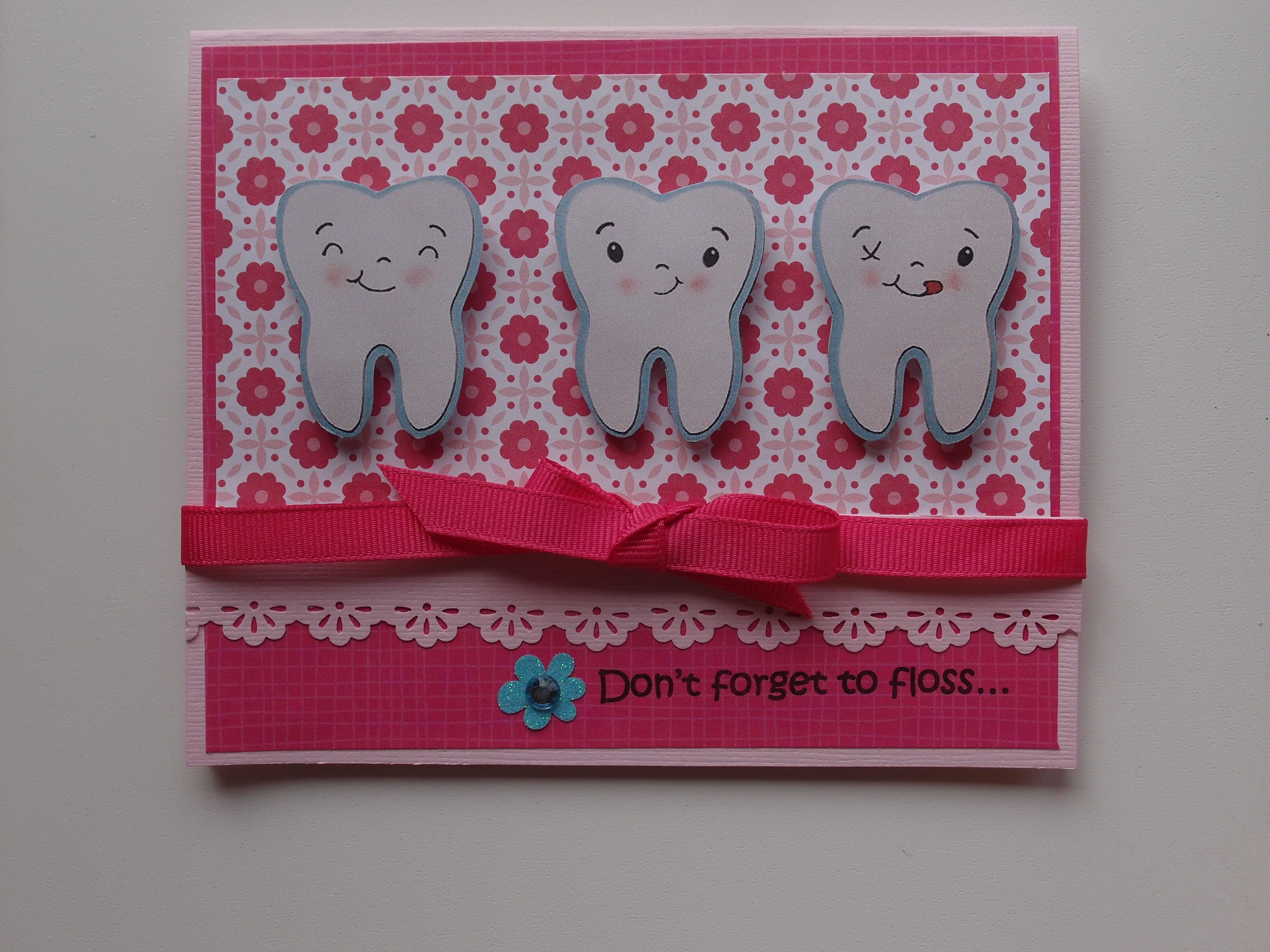 Dentist Thank You Card Cards Thank You Cards Kids Dentist