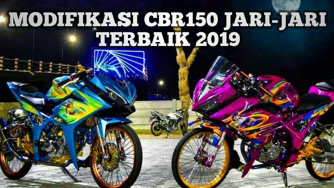 Modifikasi Motor Cbr 2019 Di 2020 Kendaraan Motor Mobil Motor Sport