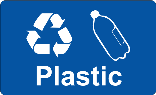 Recycling / Waste Signage - Plastic Sign, Sticker - All Sizes/Materials    eBay